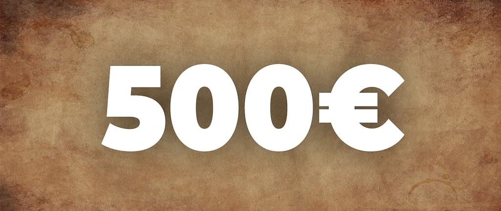 gutschein 500euro