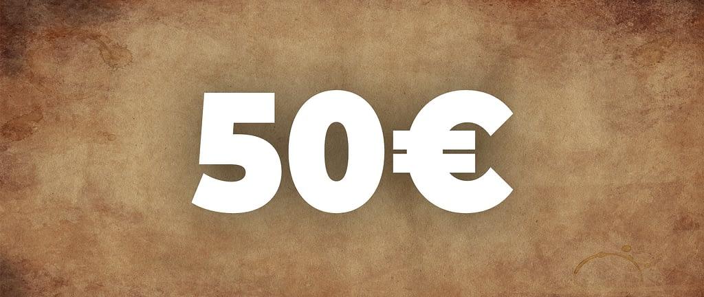 gutschein 50euro