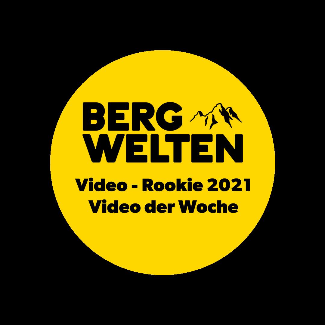 Bergwelten Gewinner Video Rookie 2021