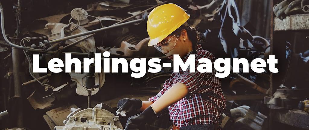 Lehrlings-Magnet